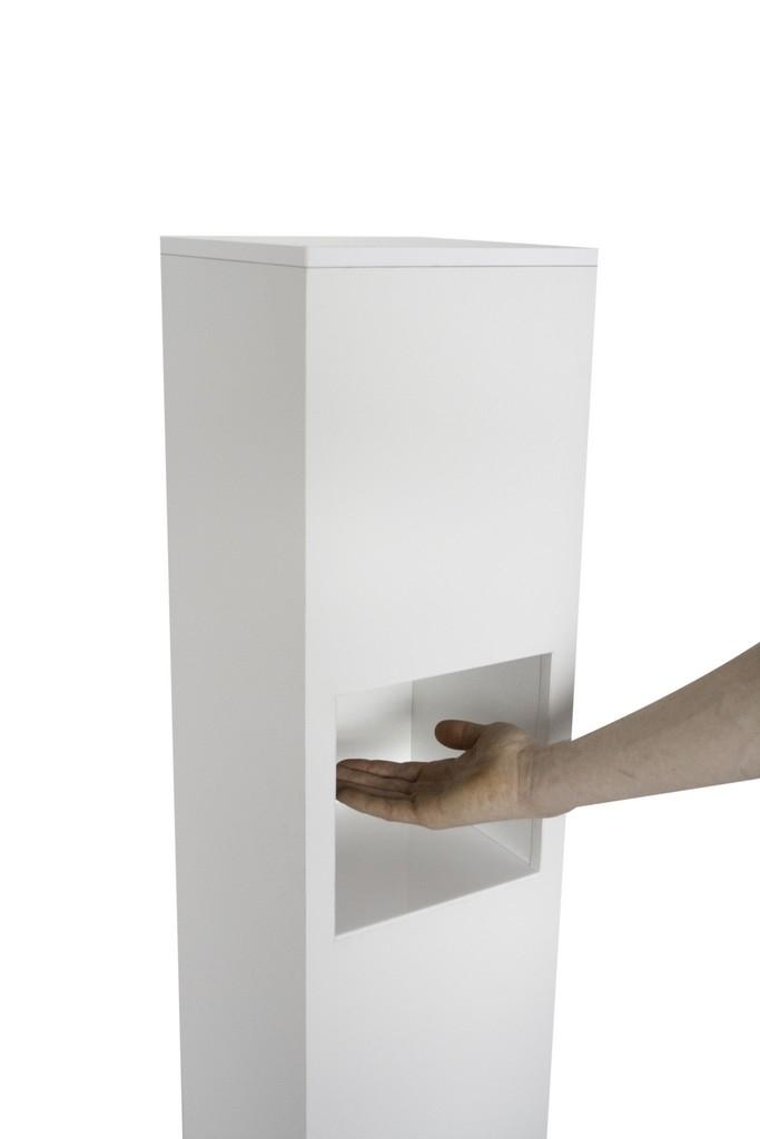 Dispenserzuil