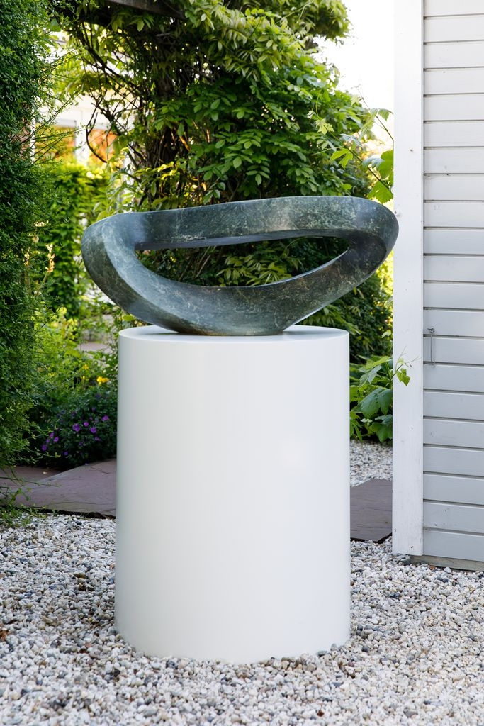 Outdoor wit, rond